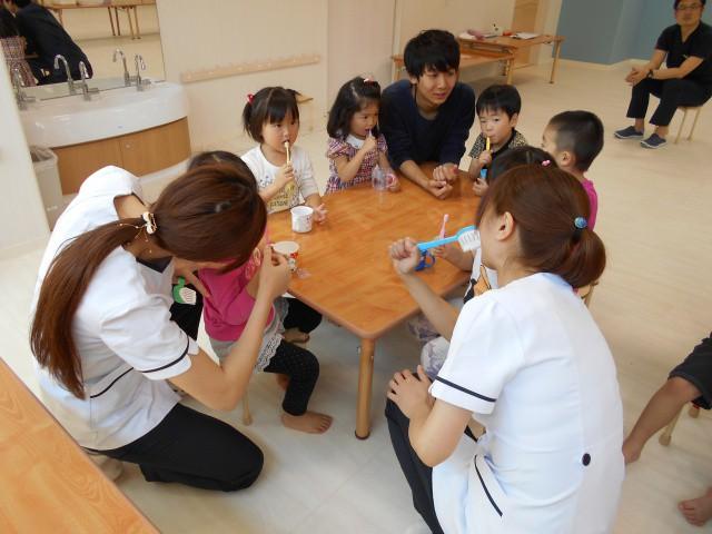 保育園検診3